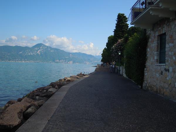Celebrating Ferragosto @ Garda Lake (Italy)