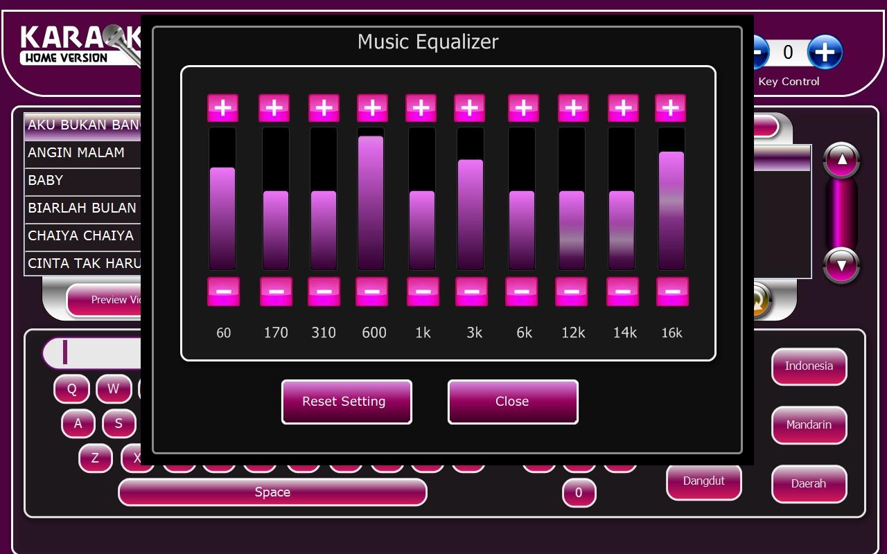 software karaoke