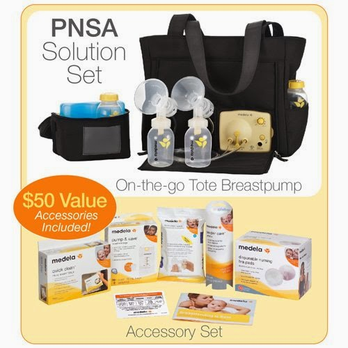 Medela Pump In Style Advanced with Free Accessories