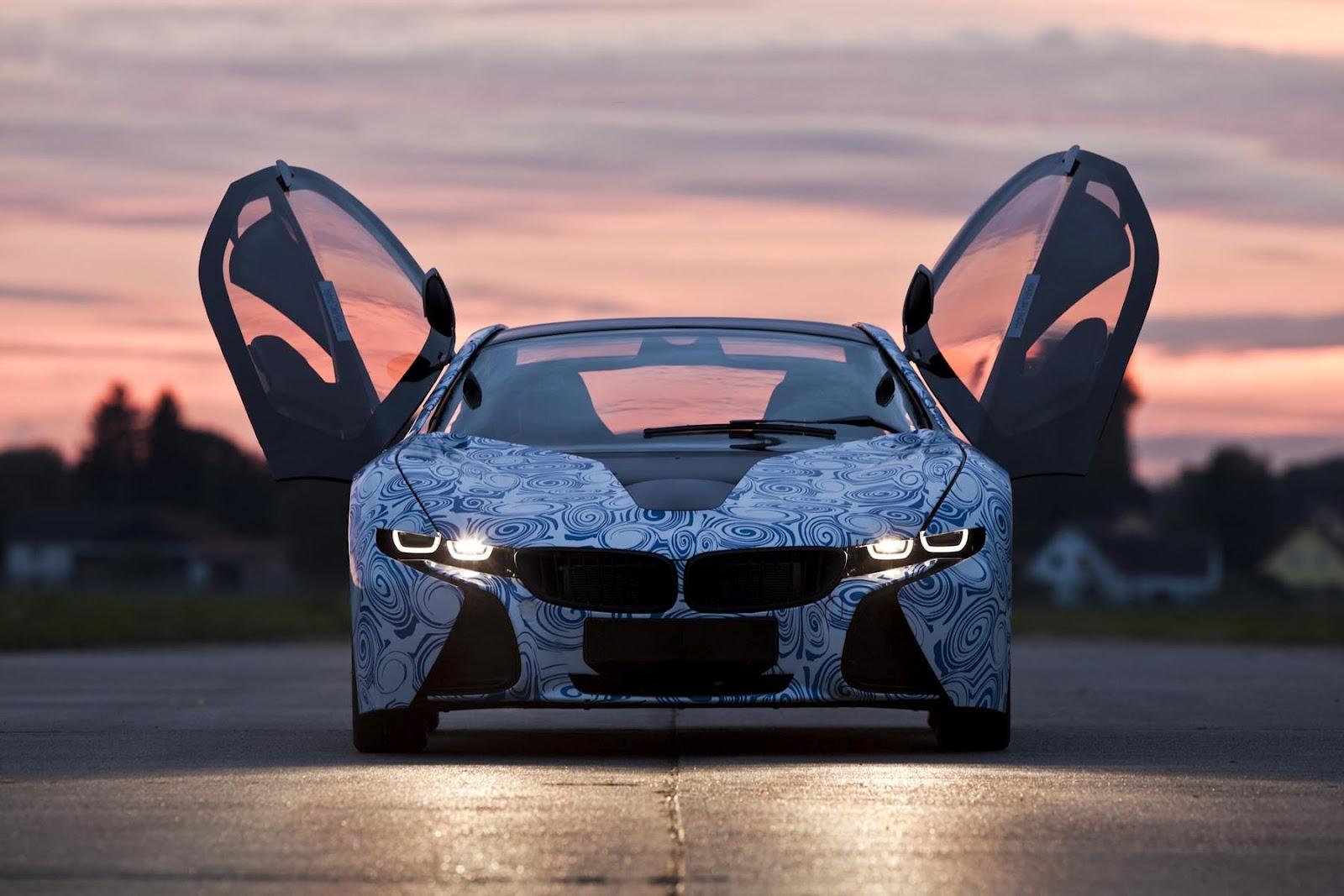 Bmw Dynamics Sports Car Photo