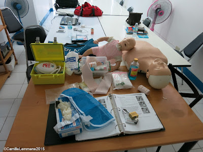EFR course with Pim on Koh Samui
