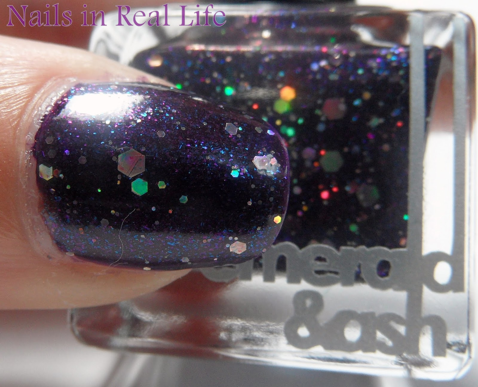 nails in real life emerald and ash helix nebula