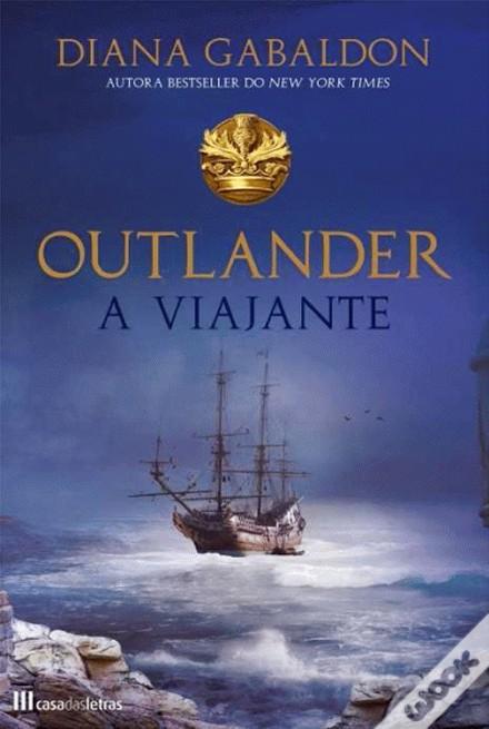 «Outlander - A Viajante» de Diana Gabaldon