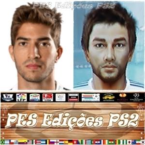 Lucas Silva (Olympique de Marseille) ex Real Madrid e Brasil PES PS2