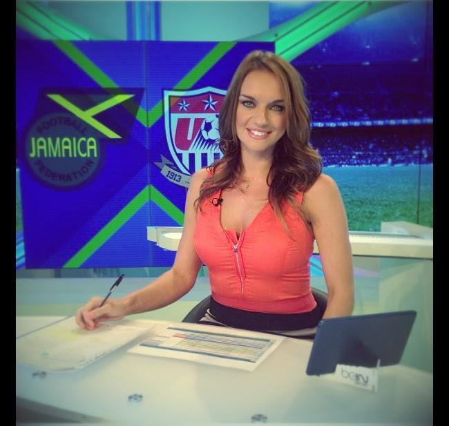 7 nữ phóng viên World Cup gây sốt vì quá xinh đẹp