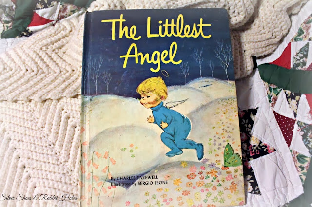 The Littlest Angel by Charles Tazewell, illustrated by Sergio Leone.  Grosset & Dunlap, 1962.  (Text originally published by Children's Press, 1946.)
