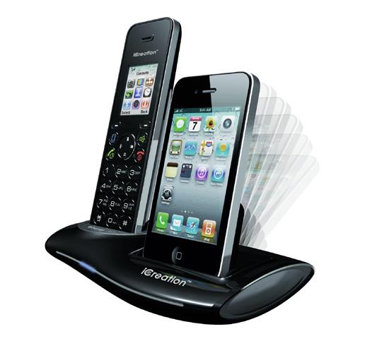 dstelecom combine your iphone and landline phone