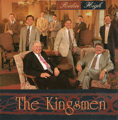 The Kingsmen Quartet-Ridin' High-