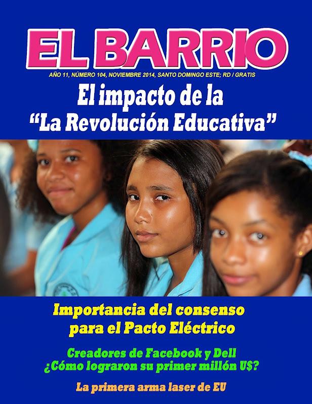 REVISTA EL BARRIO