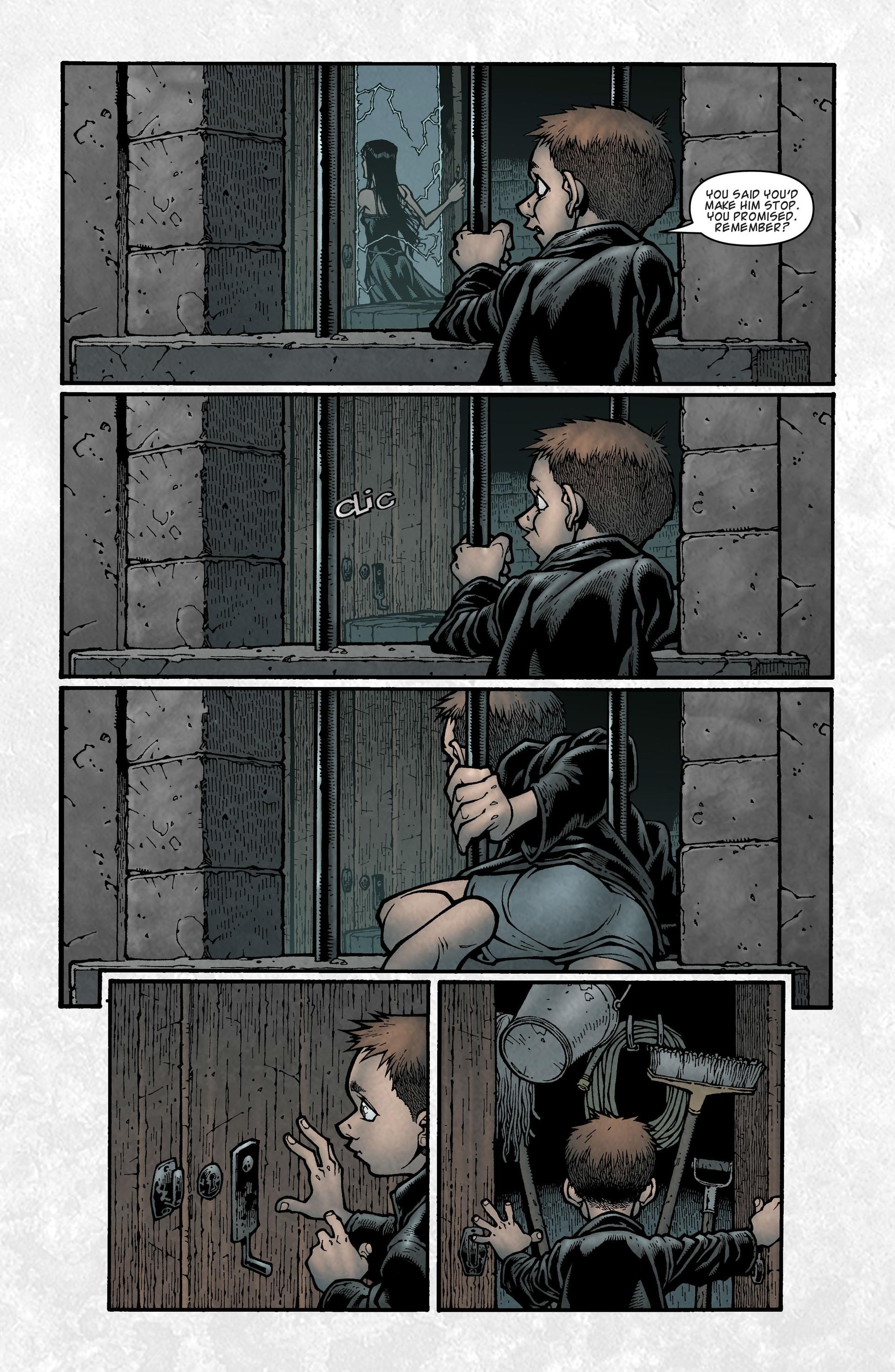 Locke & Key (2008) Issue #6 #6 - English 18