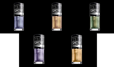 Maybelline, Maybelline Color Show Nail Lacquer Holographic Collection, Maybelline nail polish, Maybelline Alluring Rose, Maybelline Mystic Green, Maybelline Bold Gold, Maybelline Lavender Lustre, Maybelline Blue Blaze, nails, nail polish, nail lacquer, nail varnish, beauty giveaway, A Month of Beautiful Giveaways