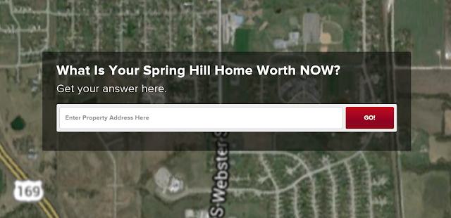 Spring Hill, Spring Hill Real Estate, Spring Hill KS, Spring Hill home value