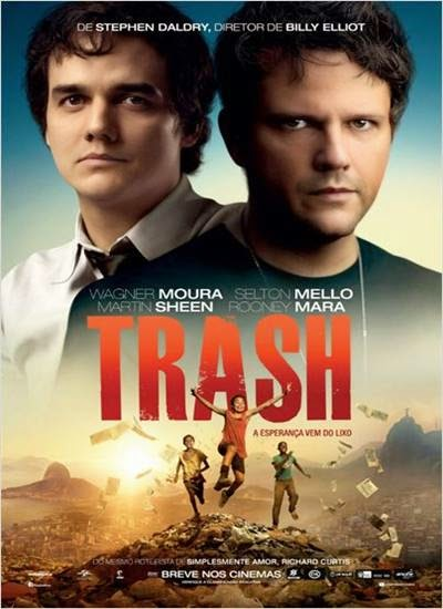 Download Trash A Esperança vem do Lixo AVI + RMVB Nacional Torrent