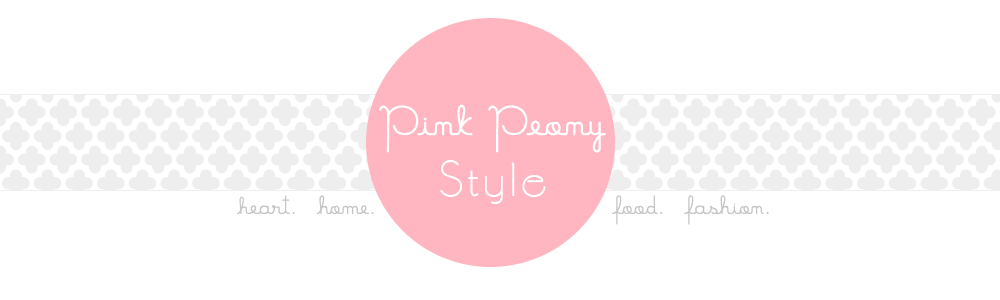 Pink Peony Style