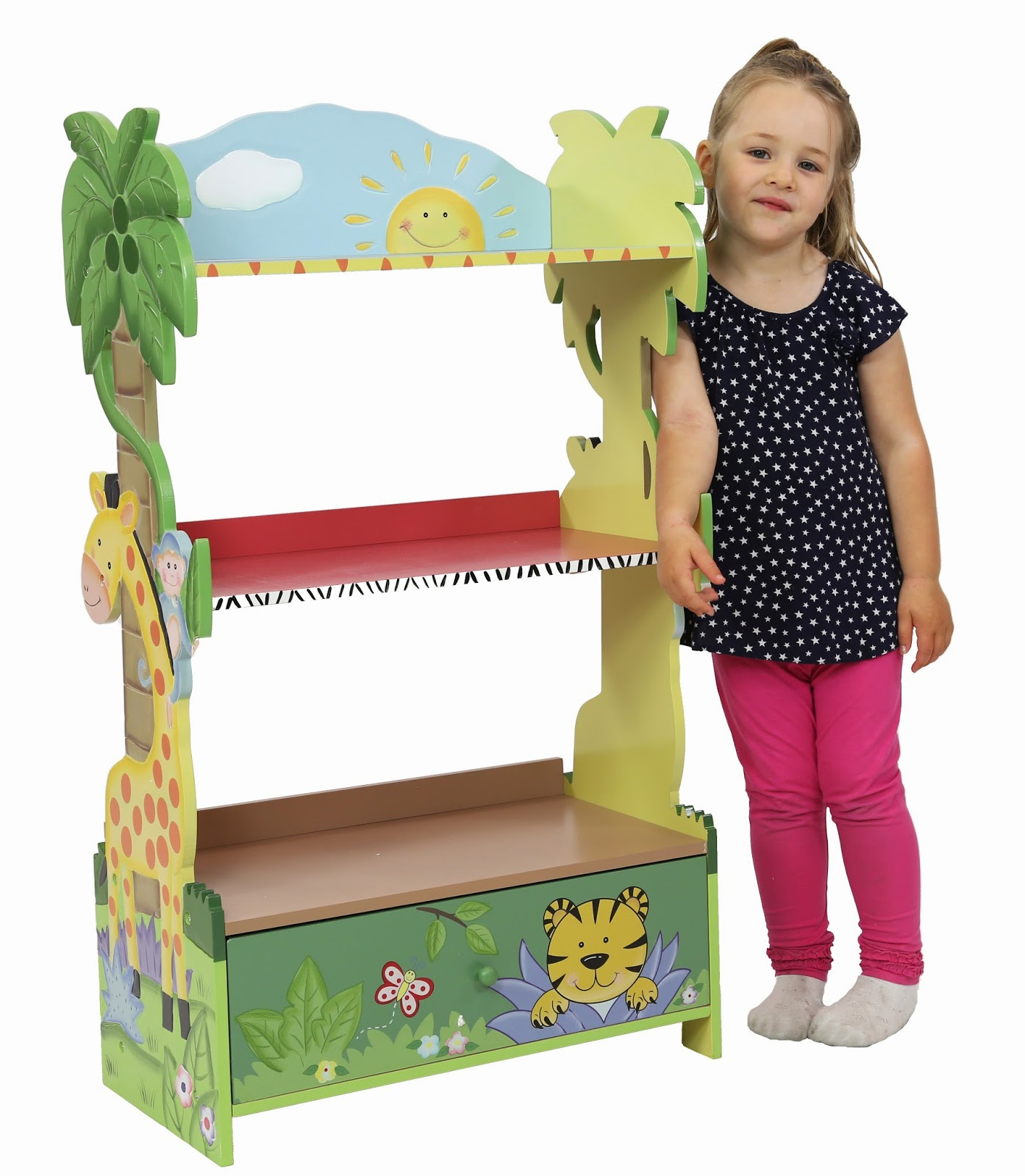 Bookcases For Girls