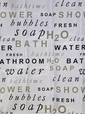 Duschvorhang: Shower, bathtime, clean, soap, water, bathroom, bubbles ...
