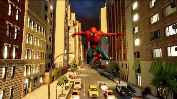 Gameplay trailer The Amazing Spider-Man 2
