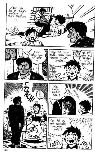 Jindodinho - Đường Dẫn Đến Khung Thành III Tập 26 page 44 Congtruyen24h