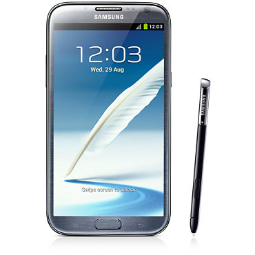 Samsung Galaxy Note II - Specification, Feature and Price