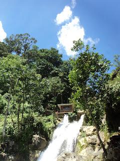 Sohum Waterfall, Lhoong, Aceh Besar
