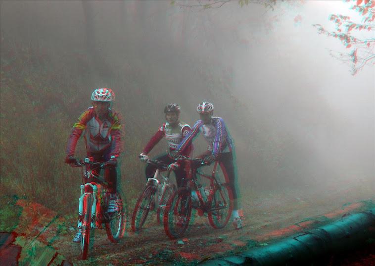 Biciklisti na Ceru