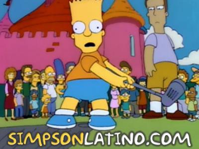 Los Simpson 2x06