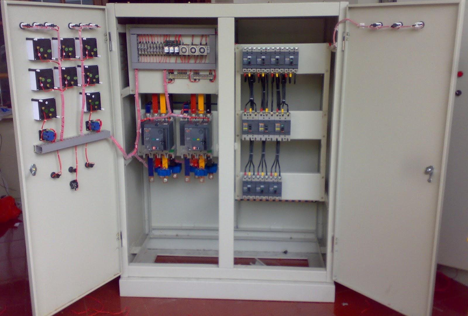 Pemilihan Jenis Modul Amf Automatic Main Failure Socomec Ats Wiring Diagram Panel 200kva Dengan Motorized Mccb Dan Lvmdp