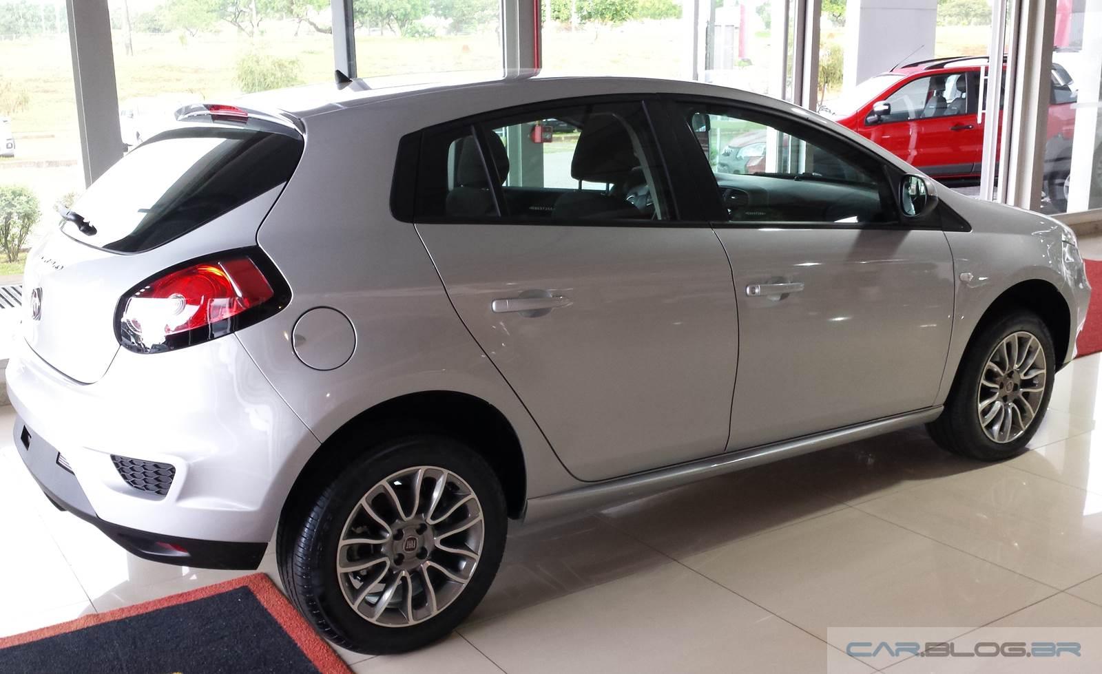 Fiat Bravo Essence 2016