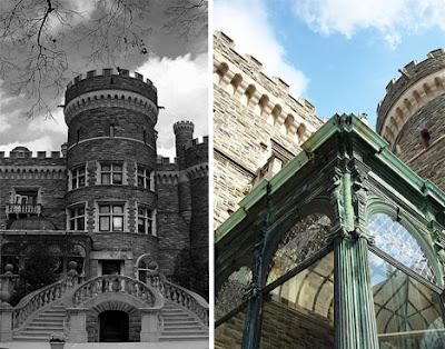 Arcadia University Grey Towers Castle - 7 Gedung Sekolah Berbentuk Unik di Dunia