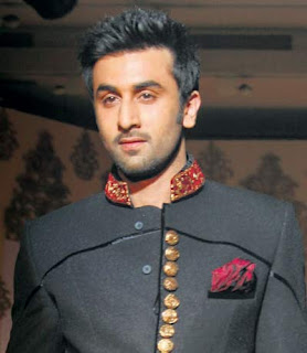 The decent ramp walk of Ranbir Kapoor