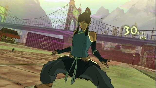 Avatar The Legend of Korra PC Games Gameplay
