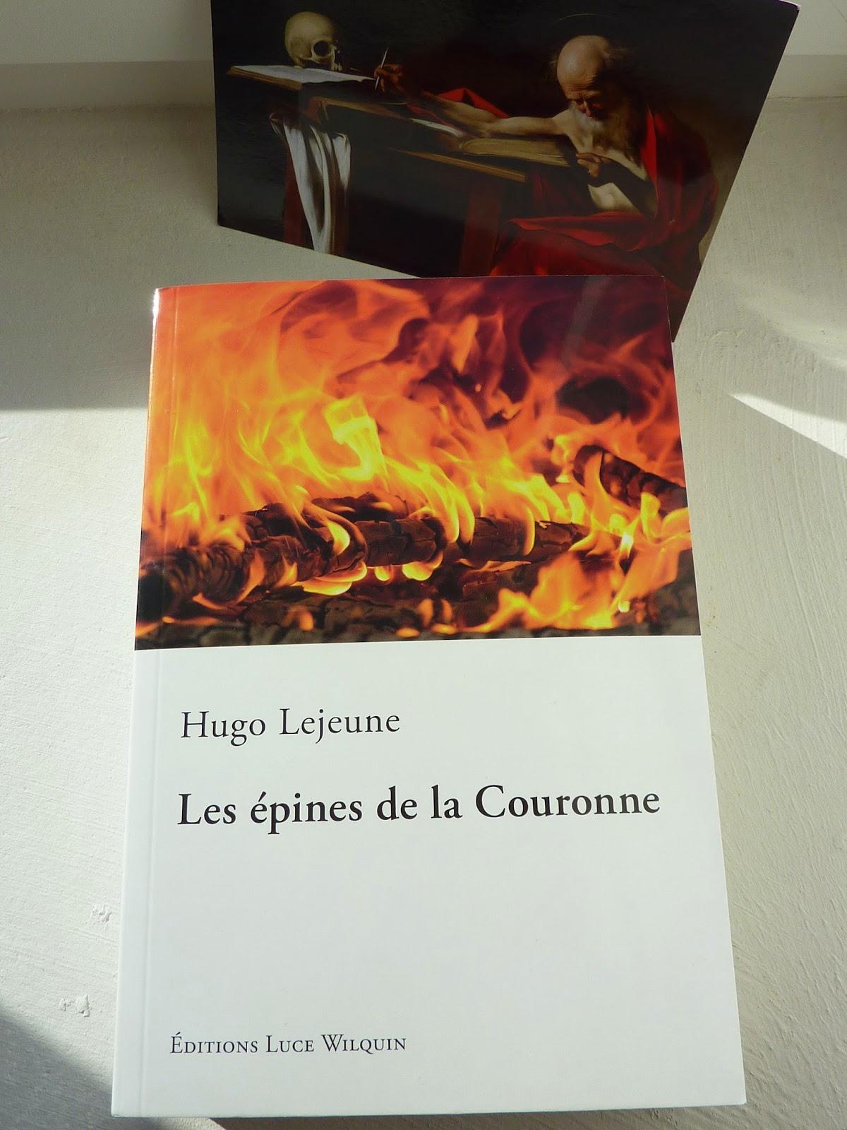 Les épines de la couronne - Hugo Lejeune