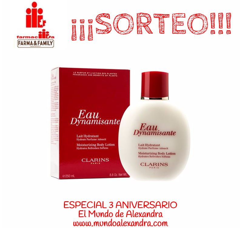 SORTEO ESPECIAL ANIVERSARIO CON FARMA FAMILY