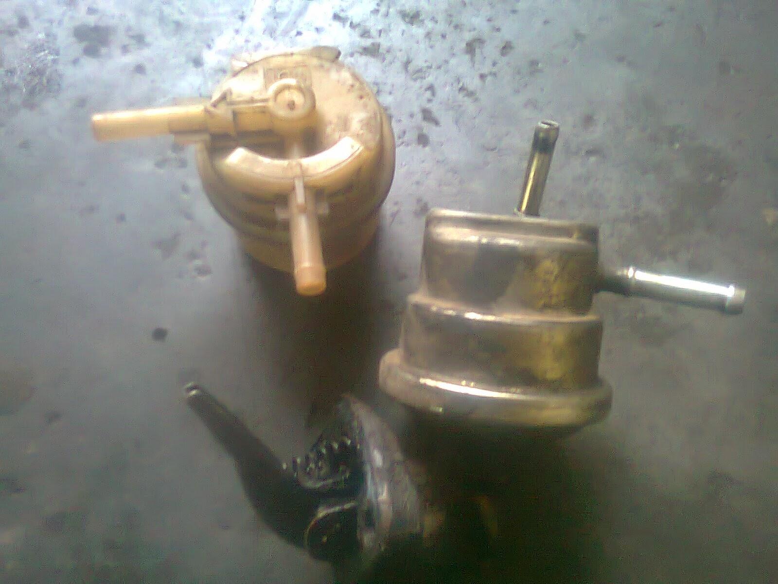 fuel pump,fuel filter