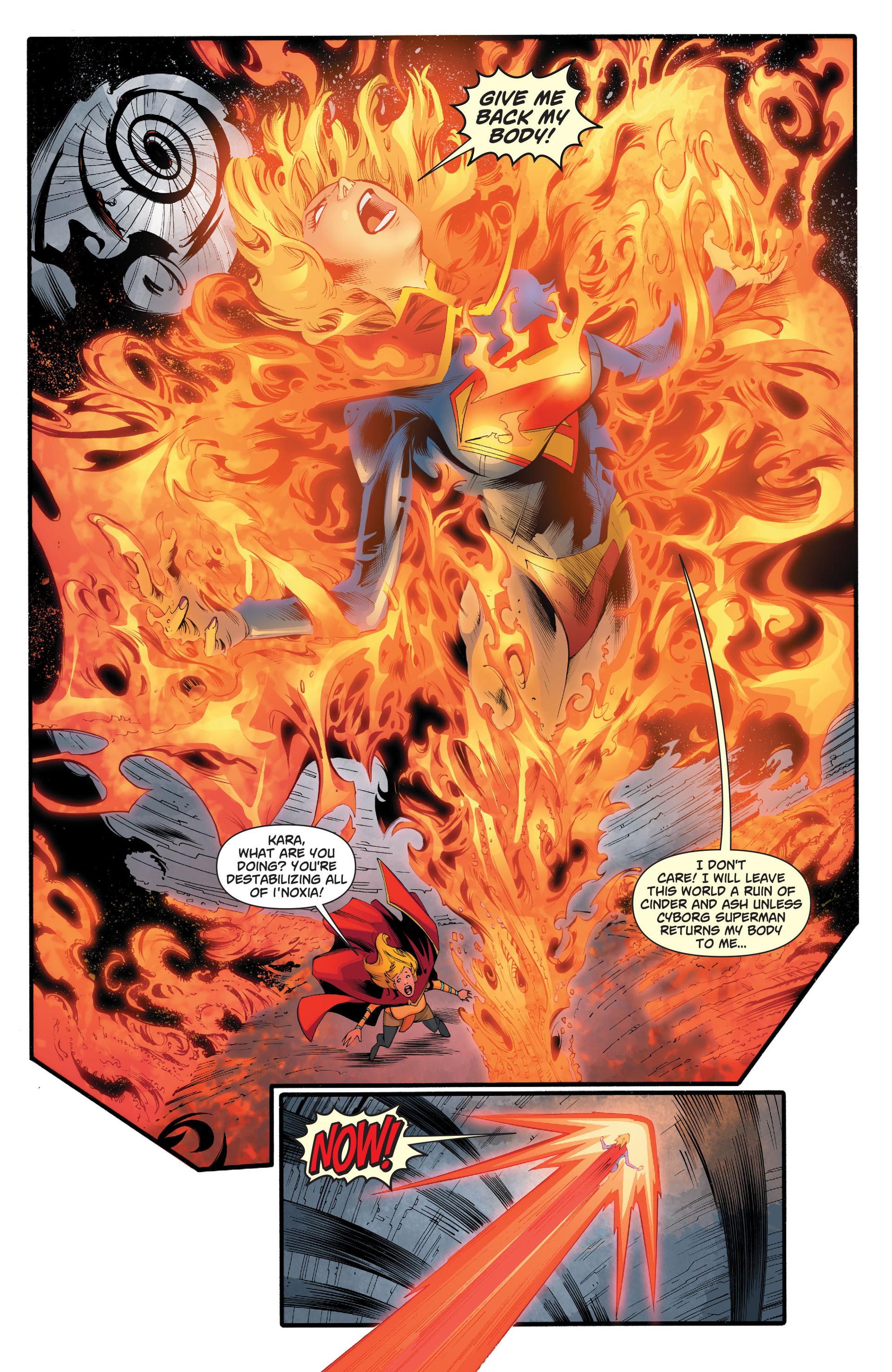 Supergirl (2011) Issue #24 #26 - English 8