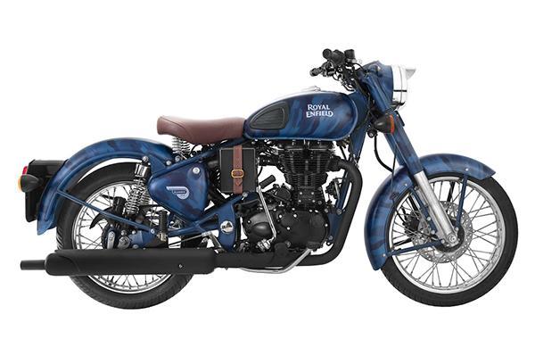 ராயல் என்ஃபீல்டு கிளாசிக் 500