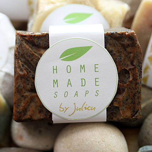Homemade Soap Label Template