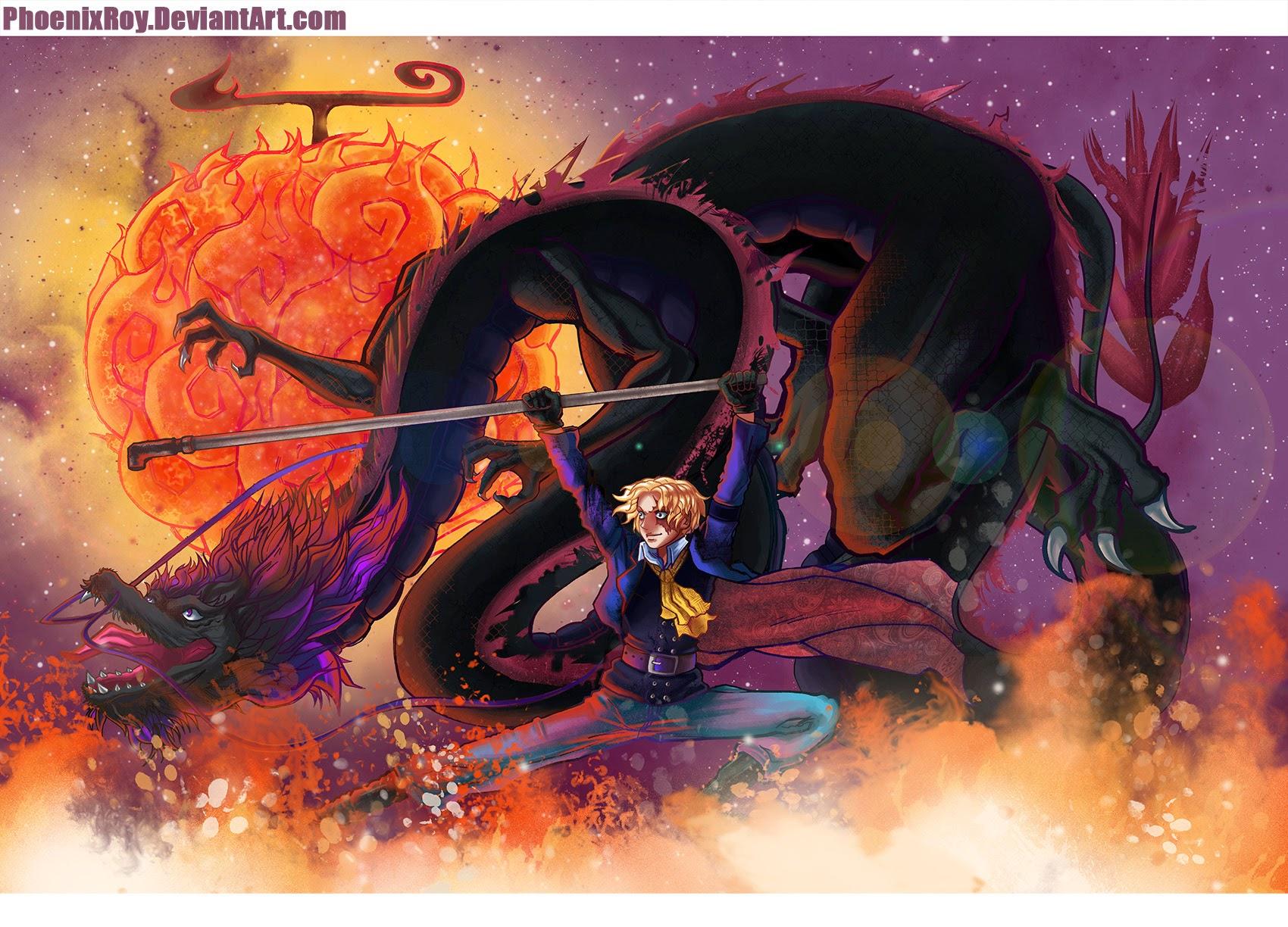 One Piece - Đảo Hải Tặc trang 19