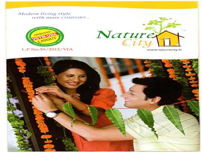 Nature-city a 27 acres vgtm-uda venture - Vijayawada, Gannavaram, Kesarapalli, Kankipadu