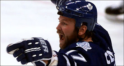 wendel clark leafs beard
