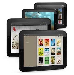 HP TouchPad Wi-Fi 32 GB 9.7-Inch