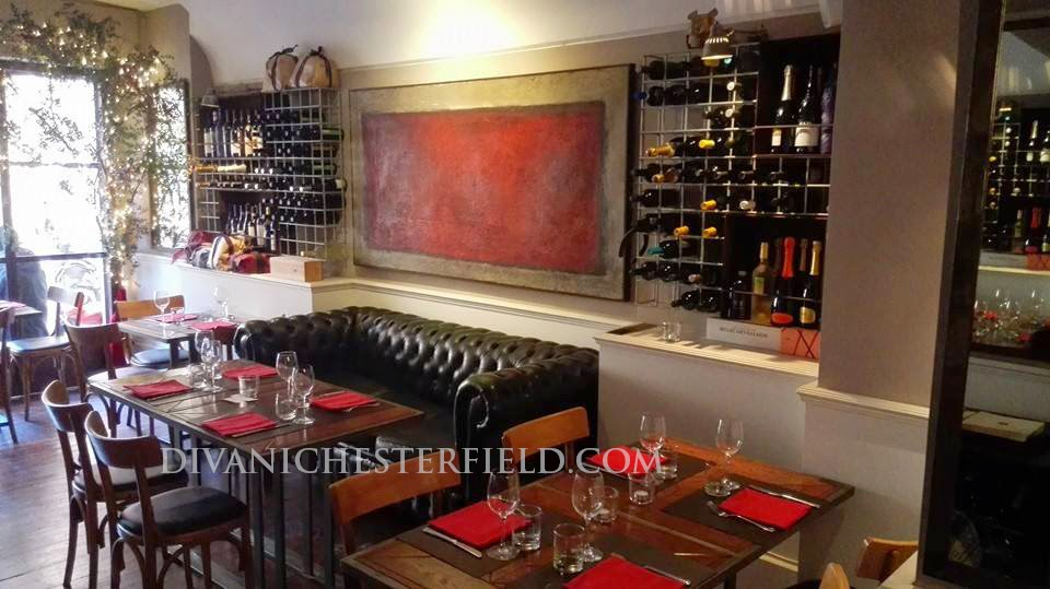Divani chesterfield vintage usati e nuovi noleggio divani for Divani chesterfield roma
