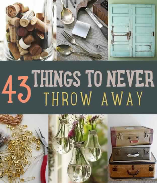 43 Things No DIYer Should Ever Throw Away