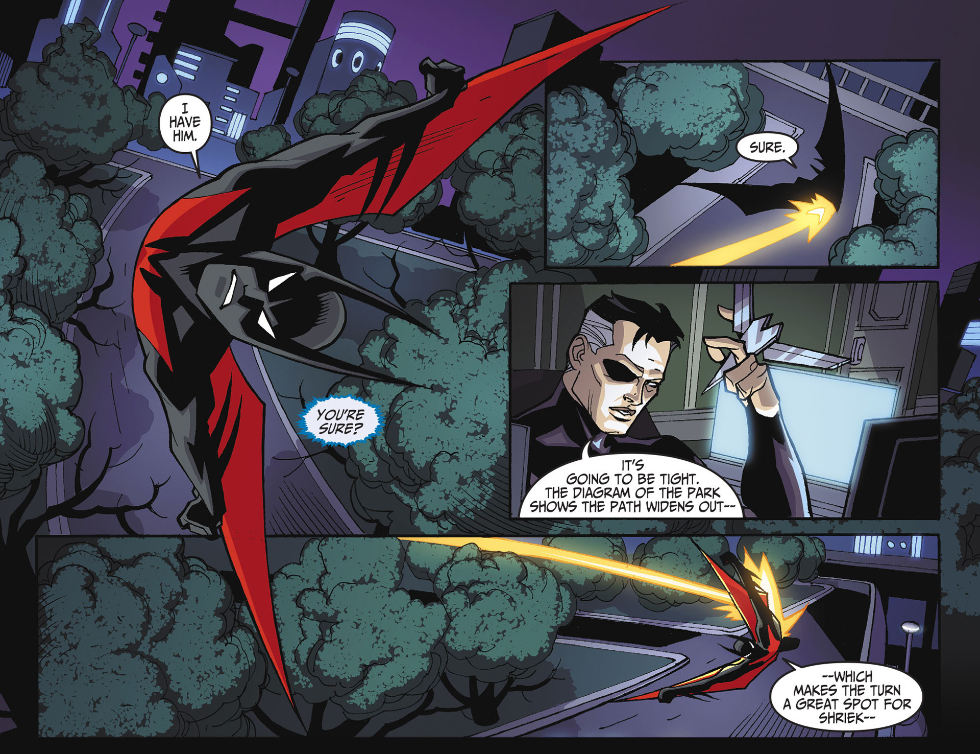 Batman Beyond 2.0 Issue #9 #9 - English 7