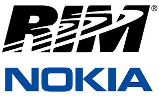 RIM Nokia