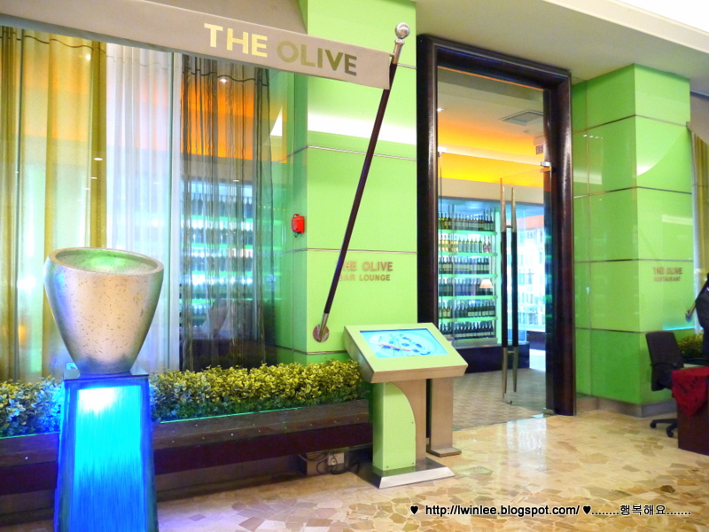 FINE DINING | THE OLIVE RESTAURANT & BAR LOUNGE @ RESORTS WORLD ...