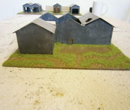 Making Stalingrad Ruined Factory One Pictures 12