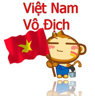 choi game Việt Nam vô địch