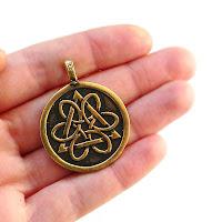 ювелирные украшения кельтика бронзовые кулоны подвески