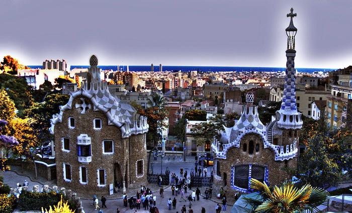 viaje barcelona